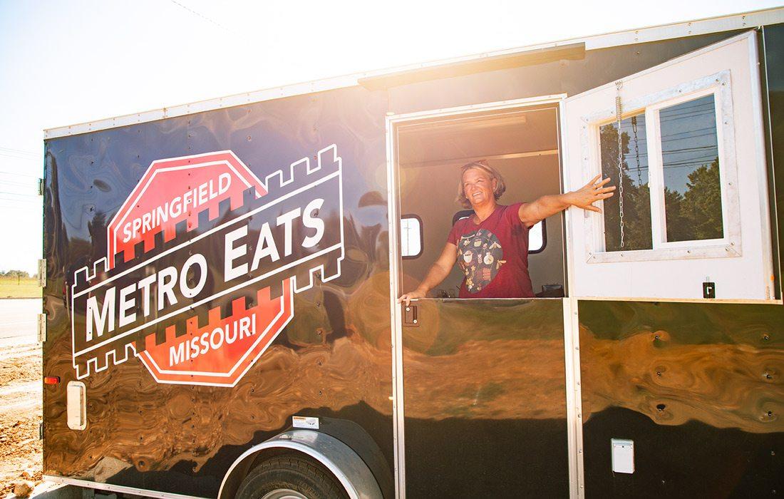 Metro Eats food truck