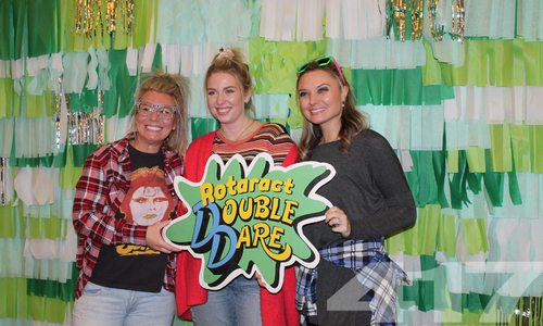 Rotaract's Double Dare 2019