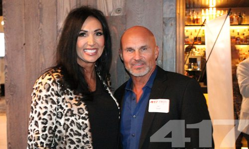 See pictures from the Faces Party 2020