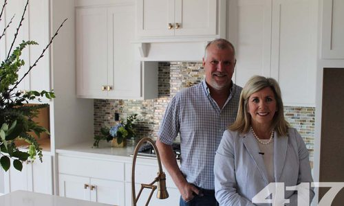 See pictures from St. Jude Dream Home Sneak Peek