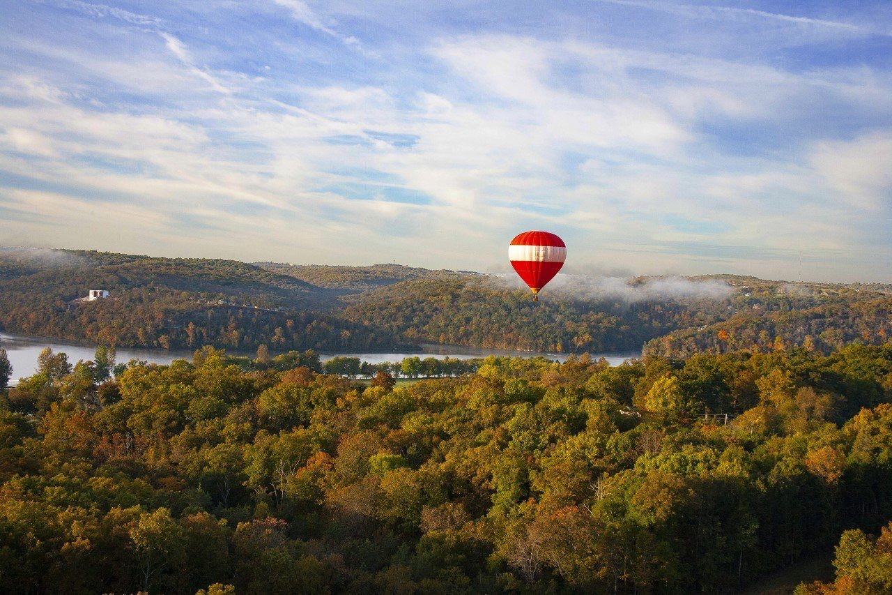 Branson Balloon in Branson, MO