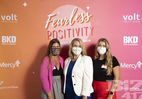 See pictures from Biz 417's Ladies Who Launch 2020