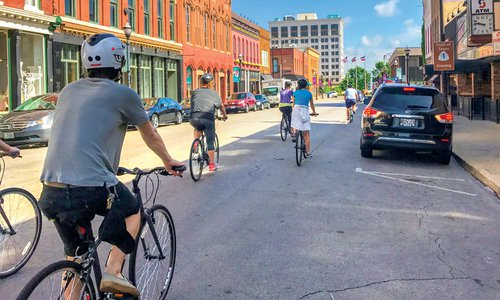 Take a Springfield Bicycle Tour