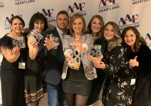 417 Magazine wins 2020 ADDY Awards