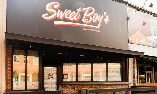 Sweet Boy's front image