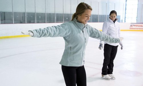 Get Fit: Ice Skating