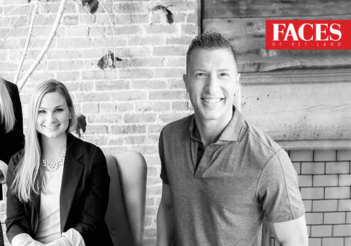 Innovative Dental Springfield, MO: 417 Magazine's Face of Invisalign®