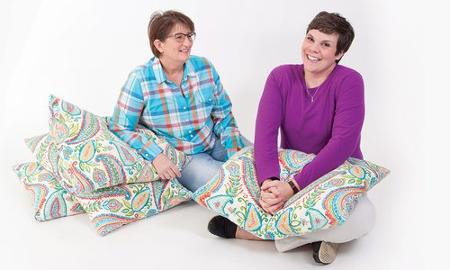 Lori & Amanda Derham Springfield Missouri LGBTQ