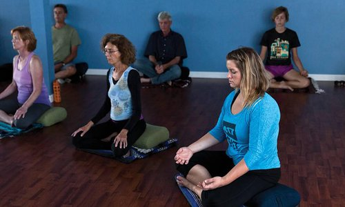 Intro to Meditation at Essential Yoga