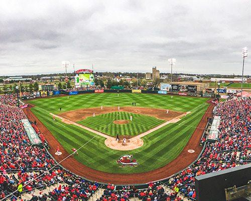 Hammons Field in Springfield, MO