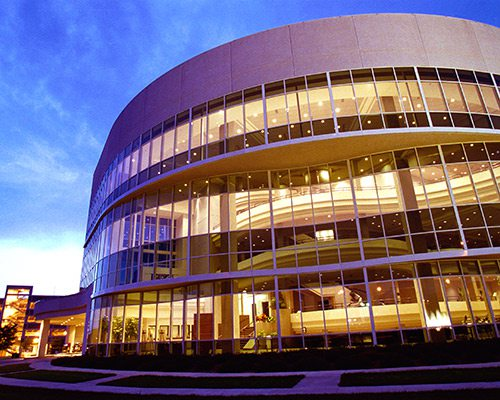 Juanita K. Hammons Hall for the Performing Arts in Springfield, MO