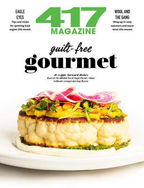 417 Magazine | Guilt Free Gourmet | January 2020