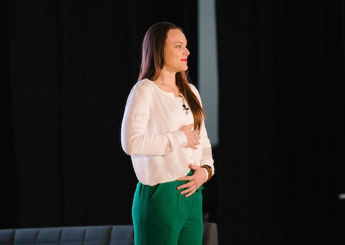 Jayme Sweere at Think Summit 2020