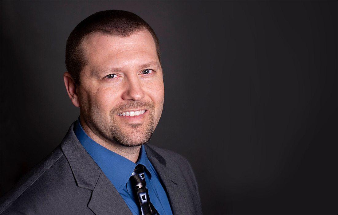 Jeffery Palmer of Old Missouri Bank in Springfield MO