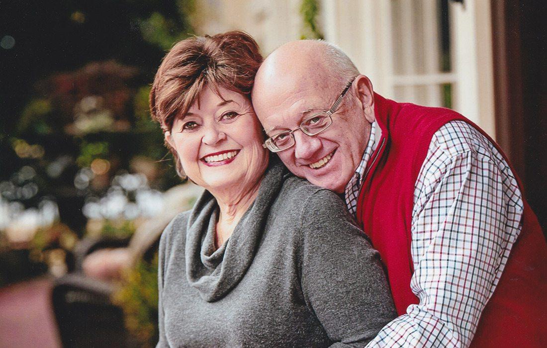 Marcia and Jeff Johnson