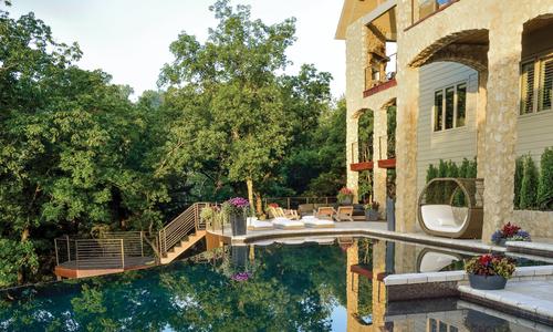 Jeff & Carol Lemley's Taneycomo Pool House