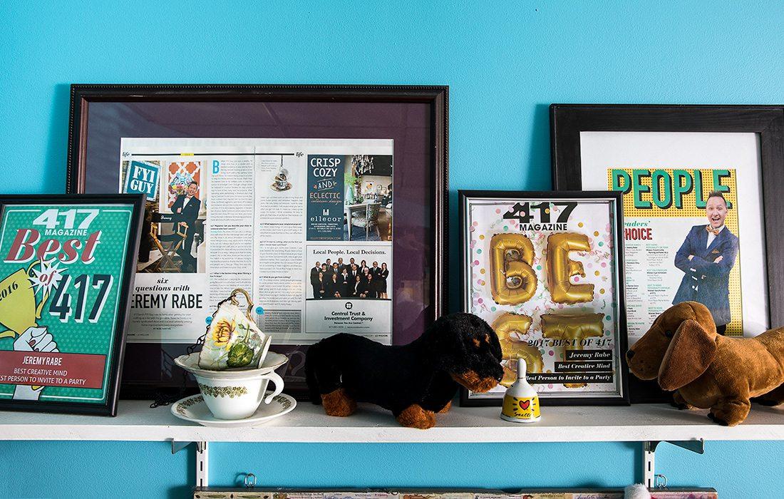 Jeremy Rabe's Office Space