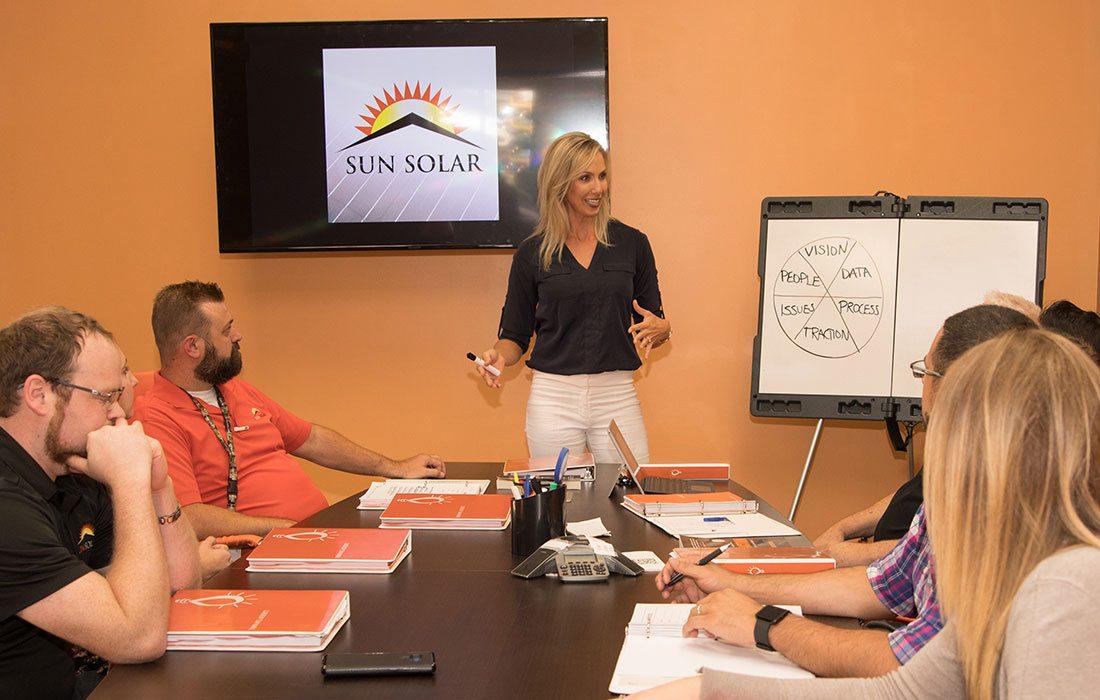 Jill Phillips Coaching Springfield MO Sun Solar