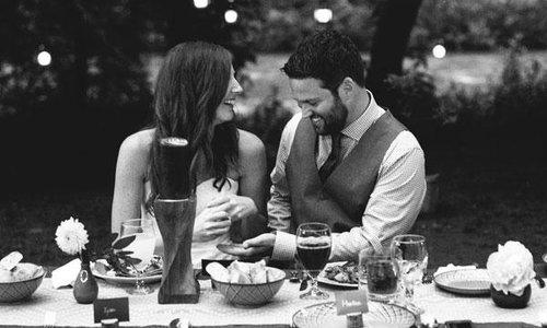 Joshua Chamberlain  &  Lauren Swenson