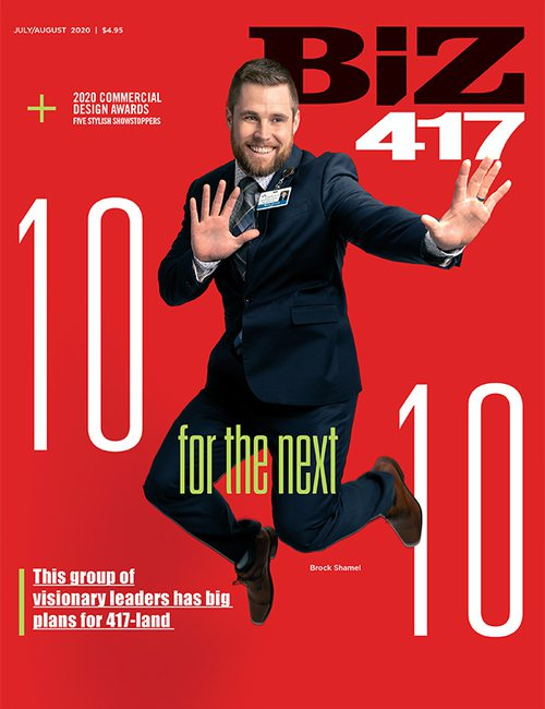 Biz 417 | 10 for the Next 10 | July-August 2020