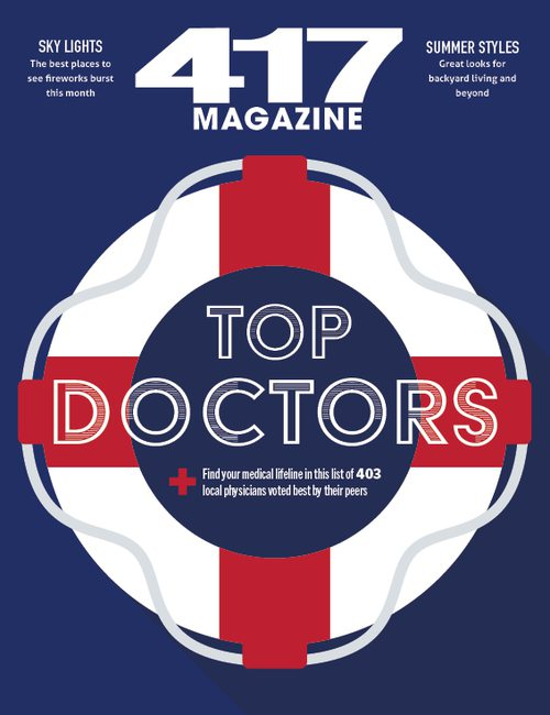 417 Magazine | Top Doctors | July 2019