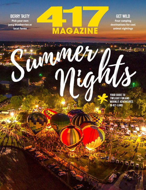 417 Magazine's June 2019 Edition: Best Summer Nights