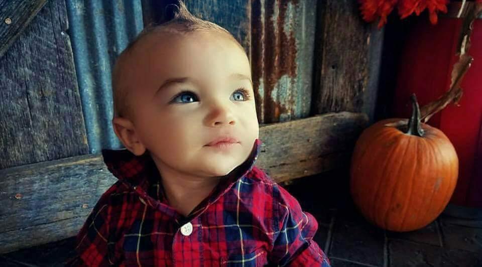 Kaiden Lindley Cutest Baby Finalist