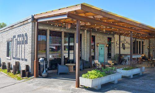 Keen Bean Coffee shop in Mount Vernon MO