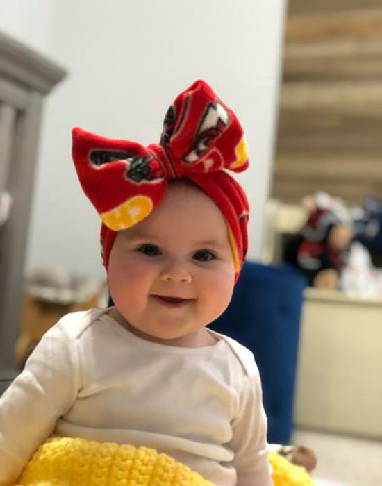 Kelaya Smith | Cutest Baby Finalist