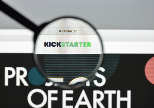 Working the Crowd With Kickstarter