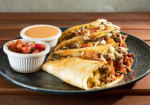 Gogi Quesadilla at The Press Coffee & Juice Bar