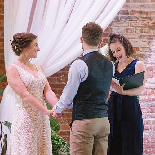Krysten and Robert Muench's wedding in Springfield MO