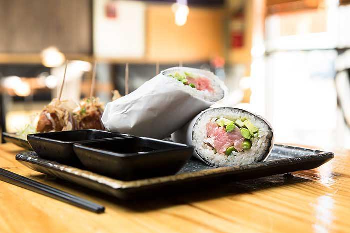 Kuma Japanese Ramen & Sushi in Springfield, MO