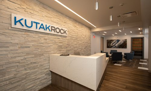 Kutak Rock reception