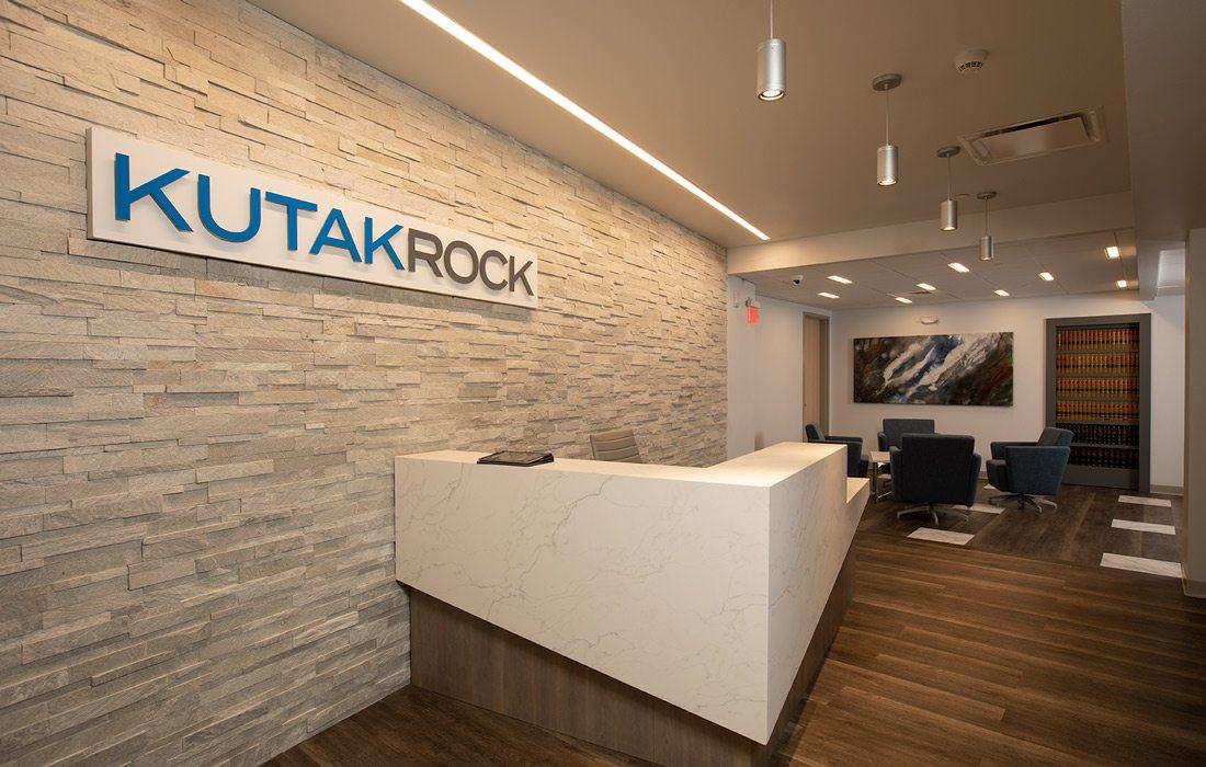 Kutak Rock reception