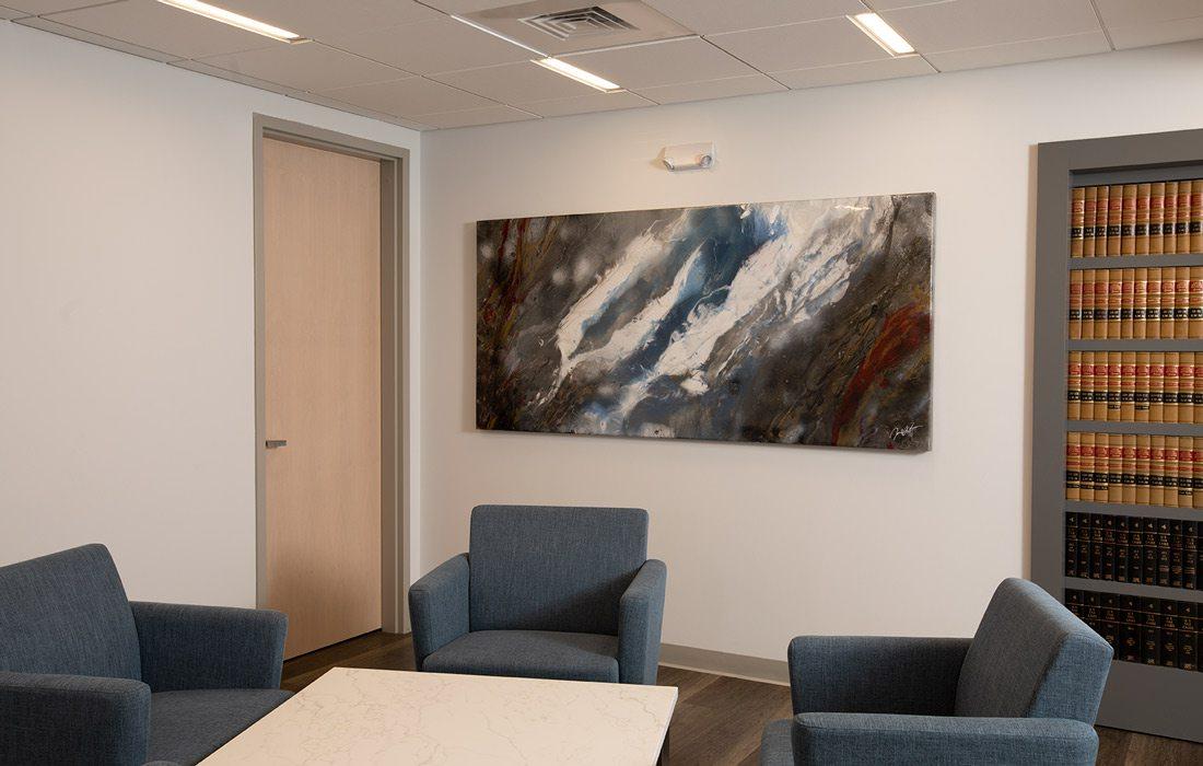Kutak Rock office interior