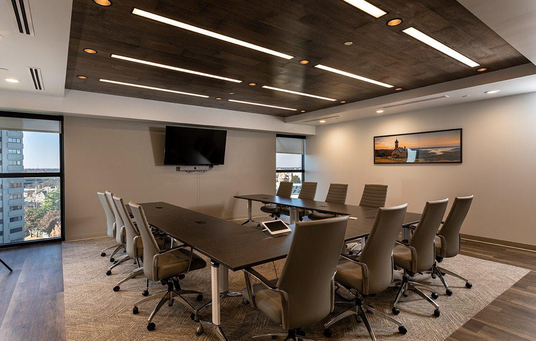 Kutak Rock meeting room