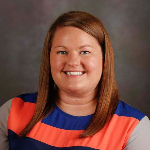 Laura Backer, Associate Director of Student Engagement at Missouri State University & Certified Negotiation Facilitator with AAUW