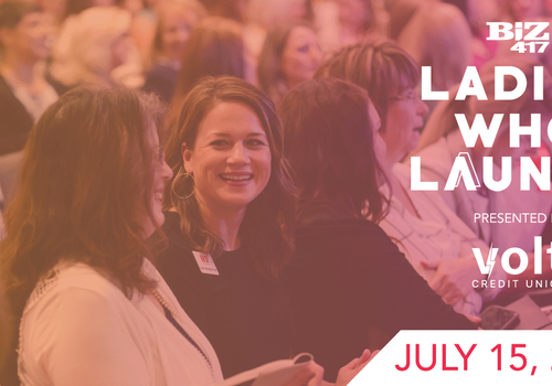 Biz 417's Ladies who Launch Leadership Conference
