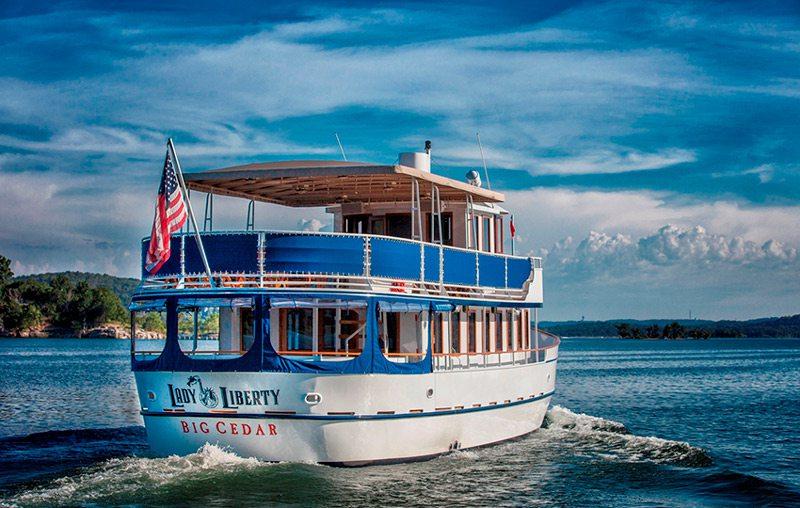 Lady Liberty yacht