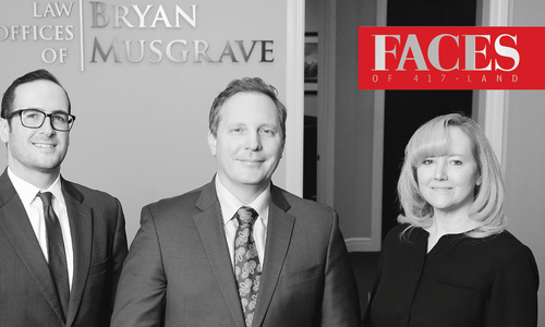The Face of Personal Injury: Law Offices of Bryan Musgrave