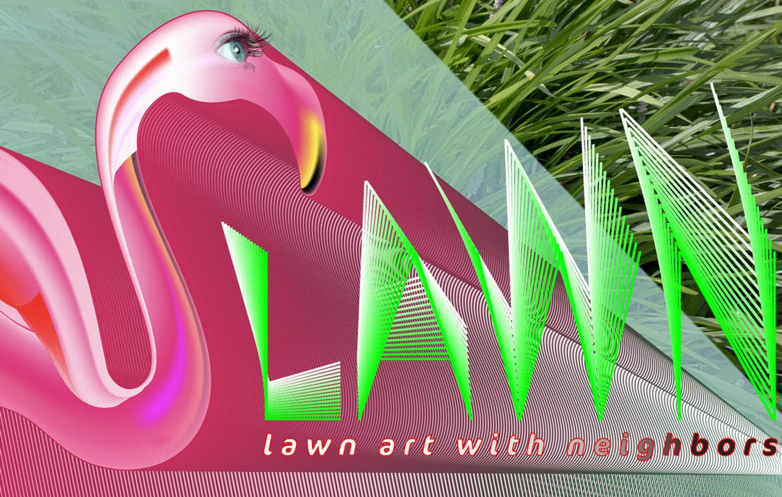 Lawn with Neighbors image banner
