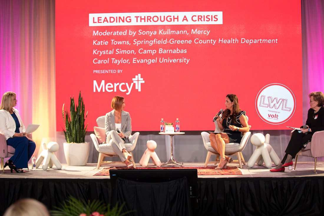 Leading Through a Crisis Panel