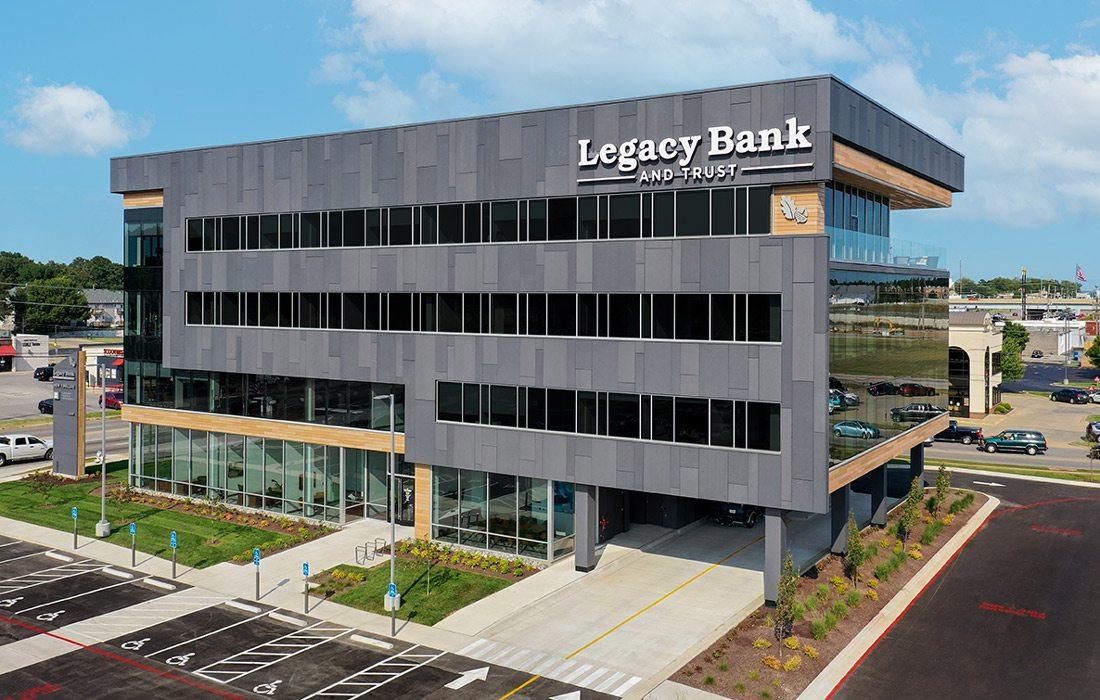 Legacy Bank exterior image