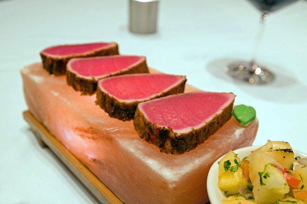 Steaks at Level 2 Steakhouse