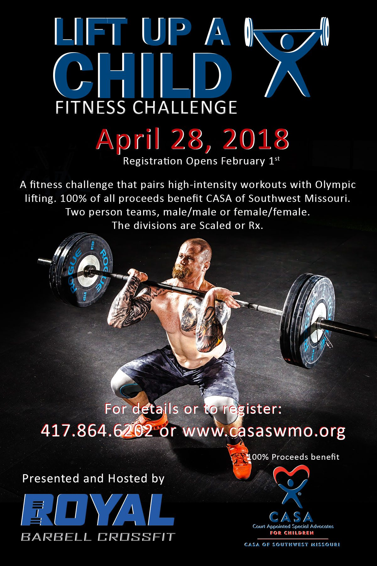 Crossfit competitions in missouri