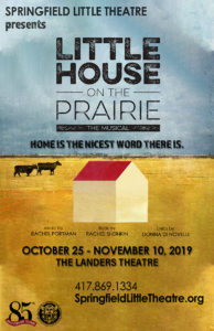 Audition for Little House on the Prairie the Musical!