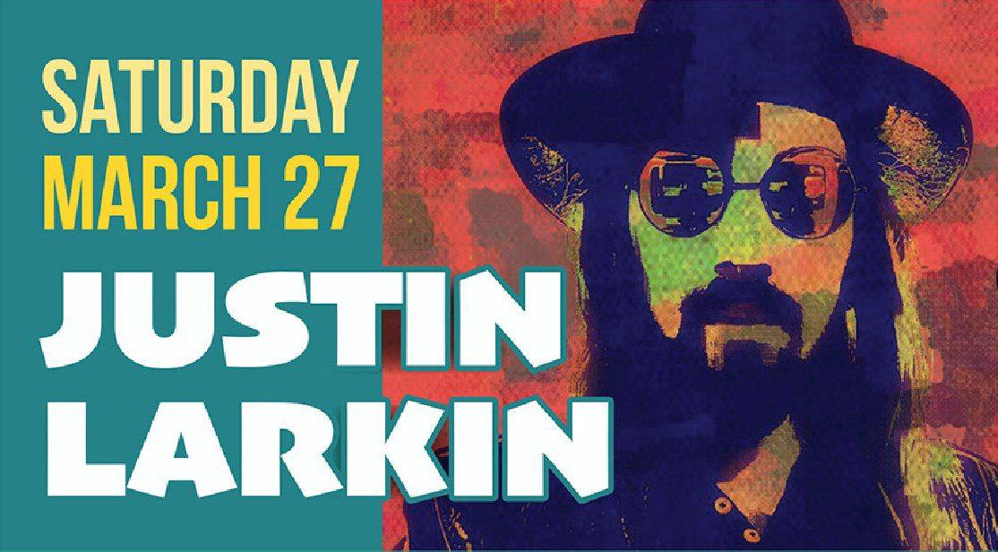Live Music: Justin Larkin