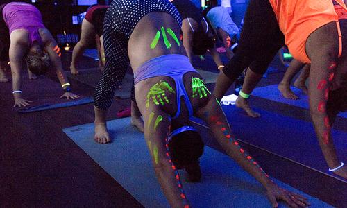 Live Pure Yoga Buti Yoga