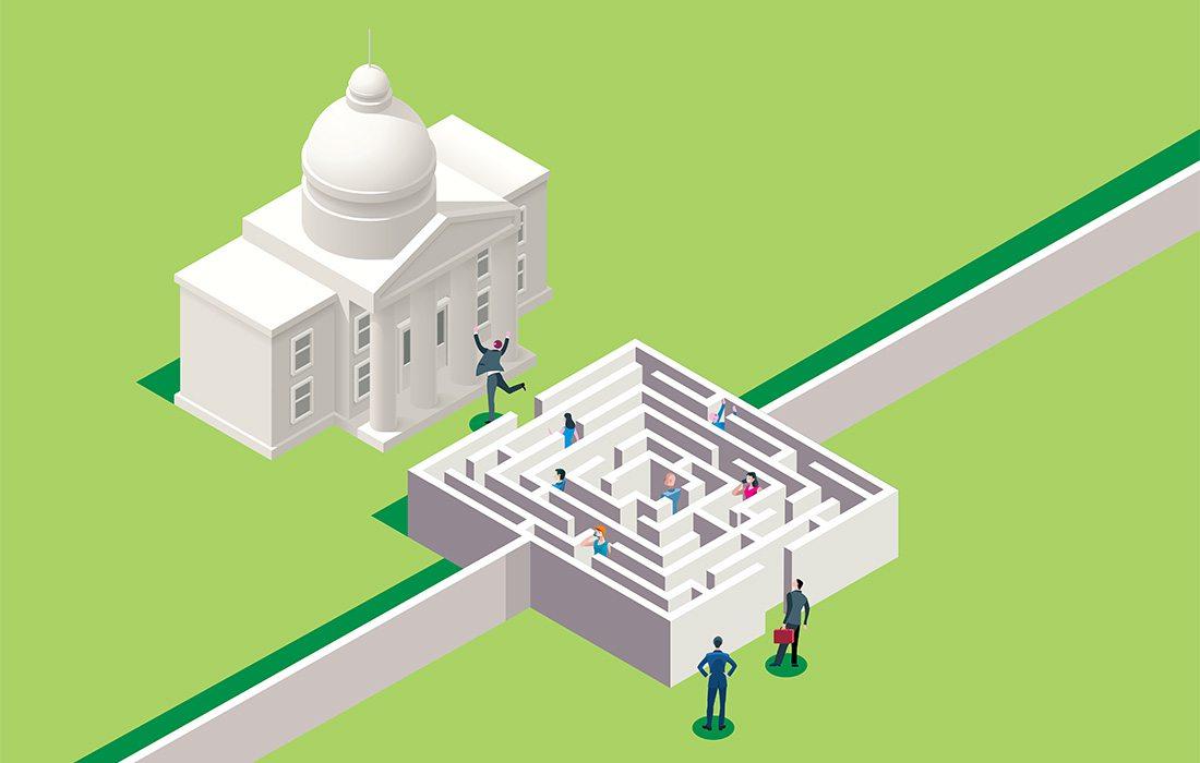 lobbyist illustration